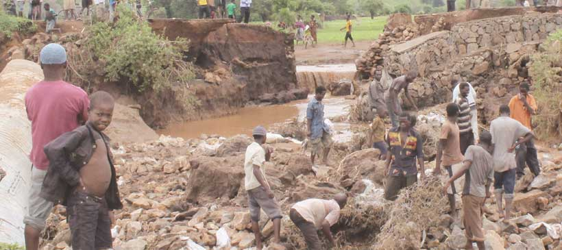 Action Aid faults drought insurance that failed Malawi