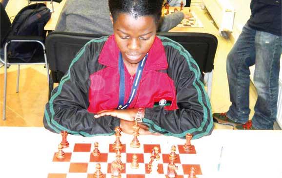 Malawi chess star off to Zambia