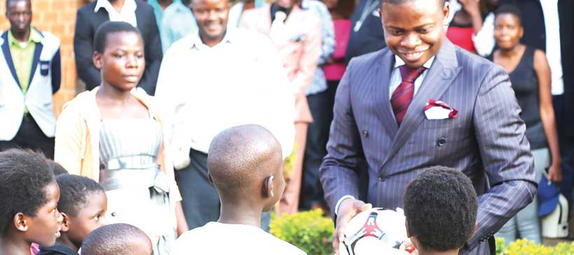 My charity works are not political— Shepherd Bushiri