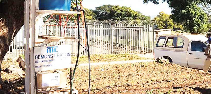 ATC showcases new irrigation technology