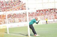 Kamuzu Stadium turf in January— Peter Mutharika
