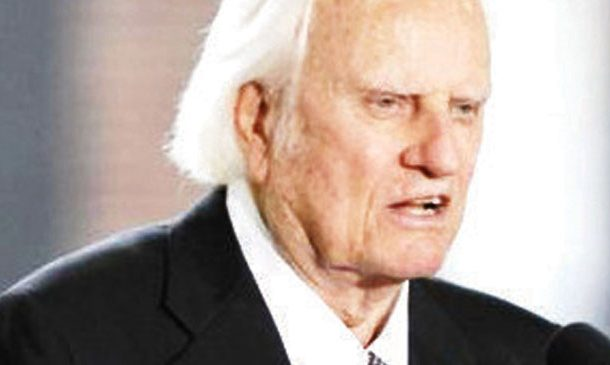 US evangelist Billy Graham dies