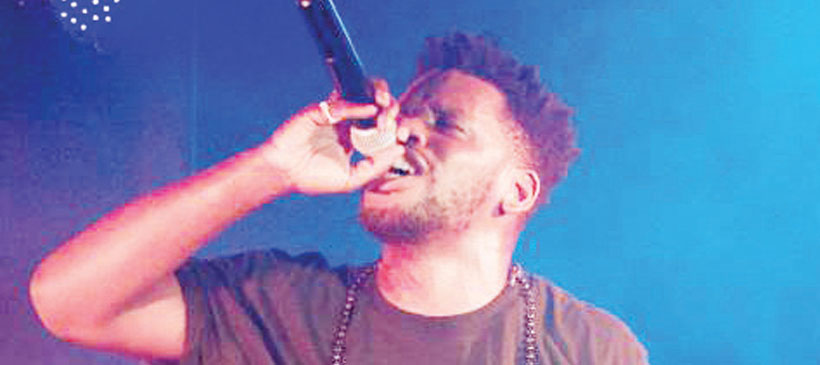 Gaika connects with local acts