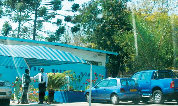 Blantyre Water Board trio has case