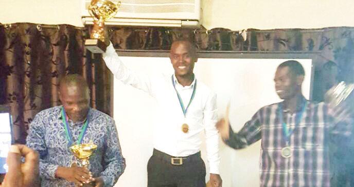 Chiletso Chipanga wins Africa Chess title