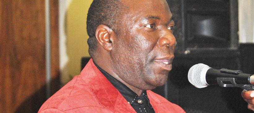 Enock Chihana, Secretary General in telephone spat