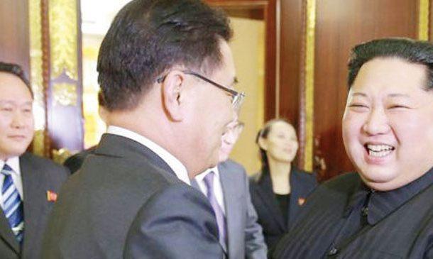 North Korea 'willing to discuss disarming'