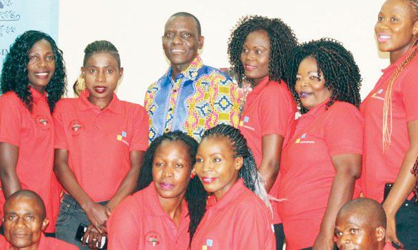 Team Malawi's hearty farewell