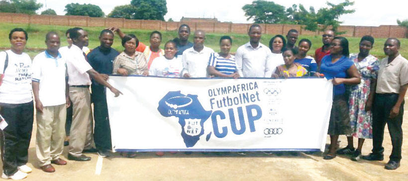 Malawi Olympic Committee drills coaches