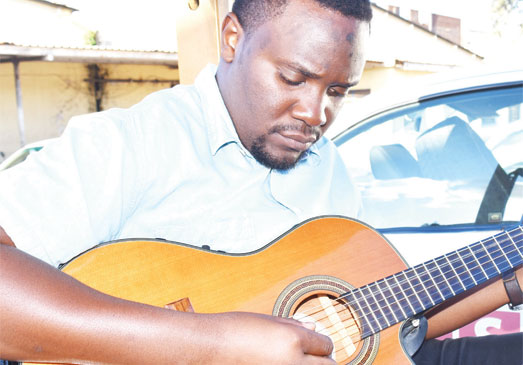 Sam Mjura seeks to lift profile