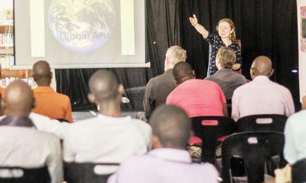Think big, UK museum educator tells local acts