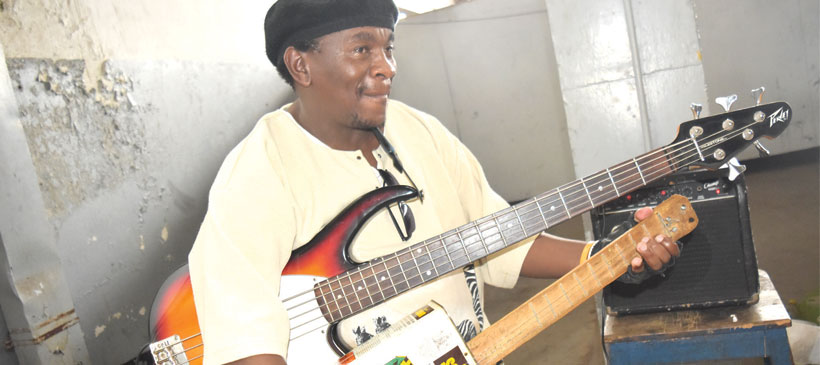 'No bad blood with Edgar ndi Davis Band'