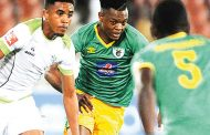 Gerald Phiri offers Platinum Stars hope