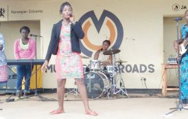 Female bands clash in Lilongwe