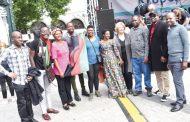 Hannover dances to Blantyre's sound
