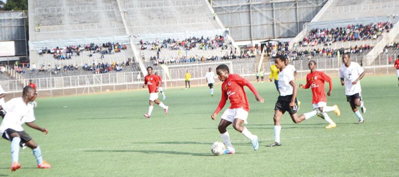 Kamuzu Stadium turns commercial