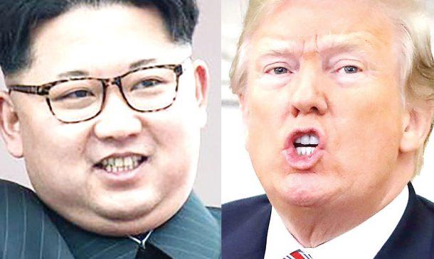 Trump-Kim Singapore meet Tuesday