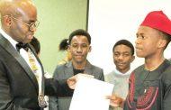 Rotary Club of Lilongwe dates Bambino Interact Club