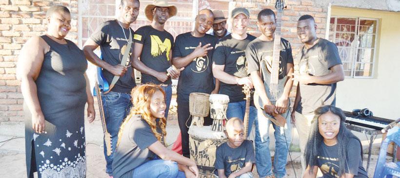 Briton sells Malawi music on global market