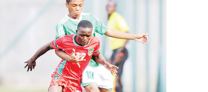 Malawi Under-17 to start with Angola