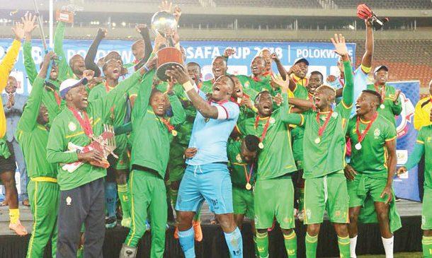 Zimbabwe retain Cosafa Cup