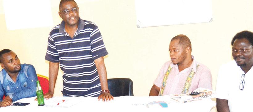 Eric Mabedi leads Cosoma board