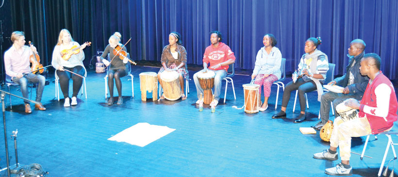 Mozambican group set to star at Forde Festival