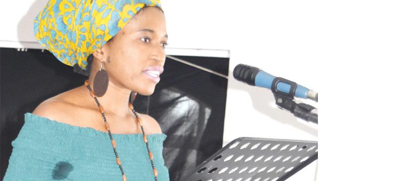 Grace Sharra makes Babishai poetry shortlist
