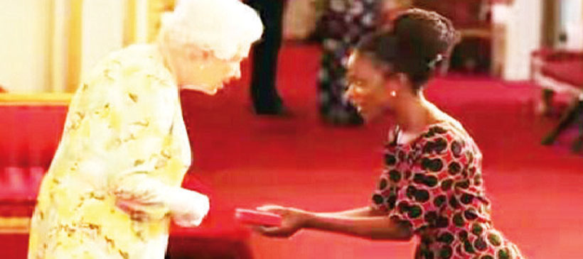 Alliance One employee wins Queen's award