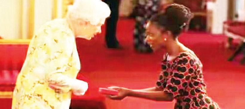 Alliance One employee wins Queen's award
