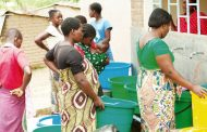 Health facilities in water shortages