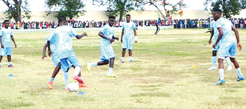 Silver Strikers target South African clubs for matches