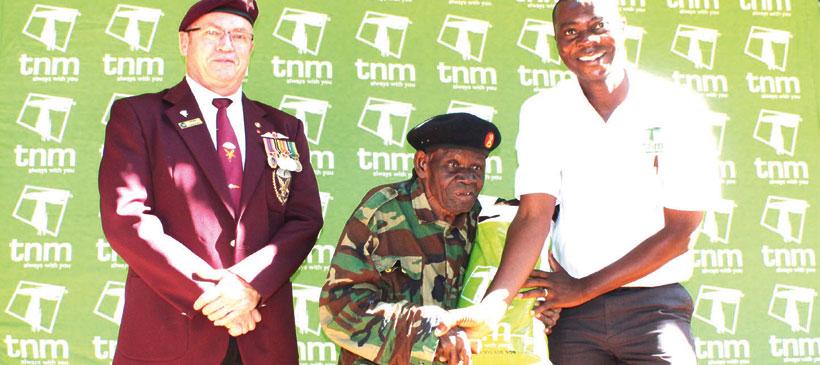 TNM donates to war veterans