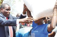 400,000 people get relief maize