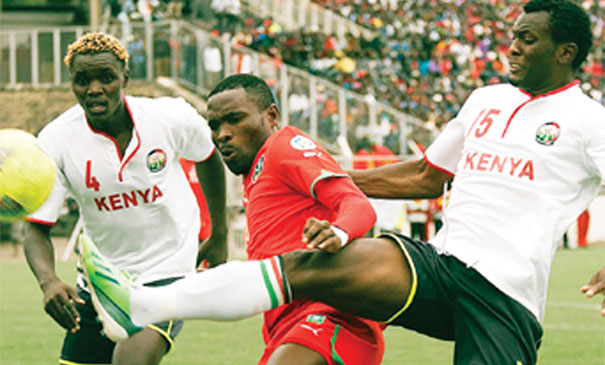 Flames face Kenya in friendly