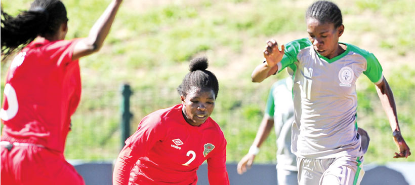 She-Flames register first win in South Africa