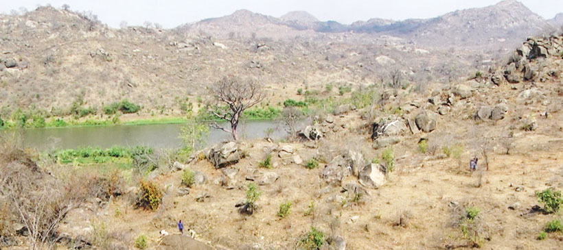 Neno's rugged road to devastation
