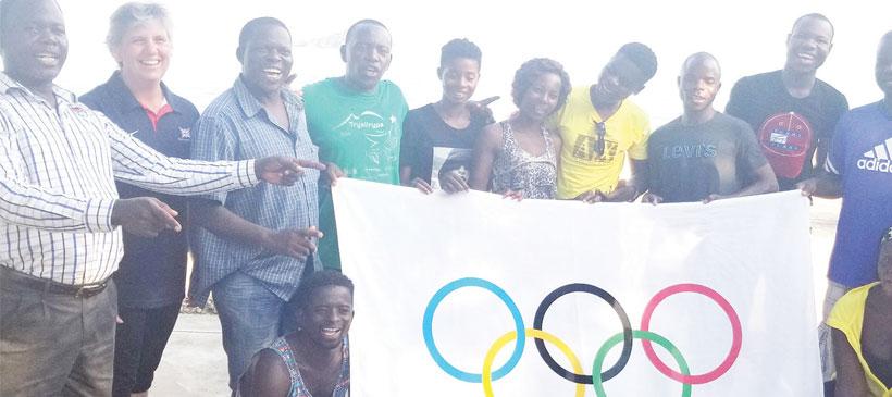 Rowing coaches, athletes hone skills