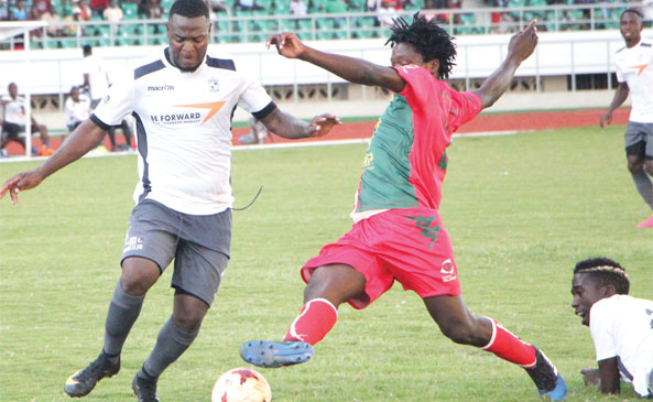 Masters Security seek to upset Nomads