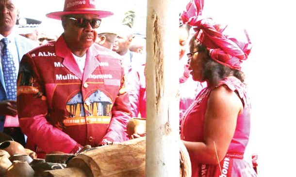 Peter Mutharika preaches unity