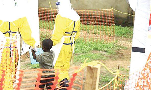Ebola clinical trials begin