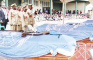 Remains of fallen Malawian soldiers arrive