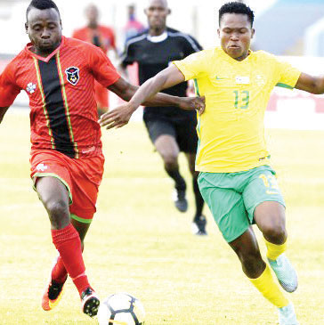 Junior Flames to leave for Cosafa tourney without home training
