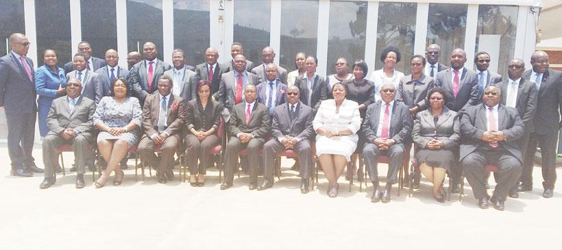 RBM engages Judiciary on forex externalisation