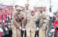 Missing soldier found in DRC