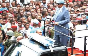 Peter Mutharika makes poll rigging claims