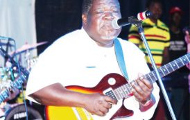 Paul Banda in Night with a Legend