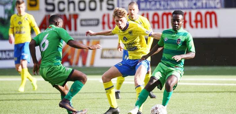 STVV coach praises under-23 character