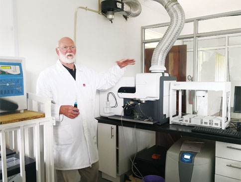Luanar intensifies bio-tech research
