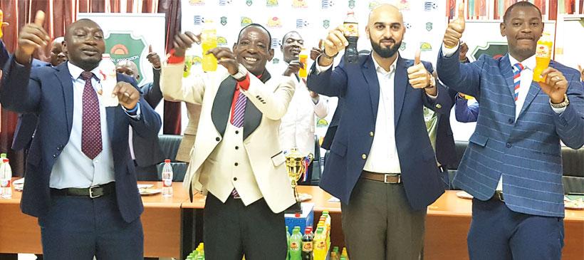 Rab unveils SRFA K14 million sponsorship